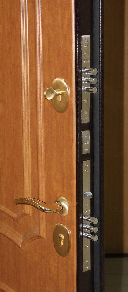 входная дверь металлическая светлая толщина металла 2мм в москве